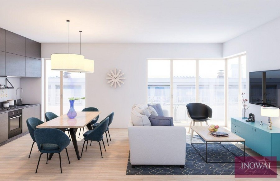 acheter appartement 1 chambre 56.4 m² belval photo 6