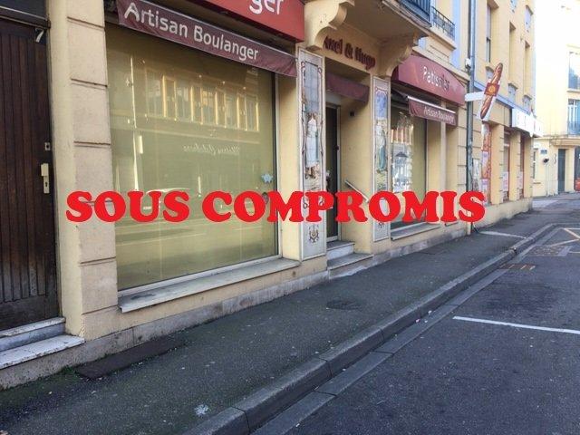 Local commercial à vendre à Montigny les metz