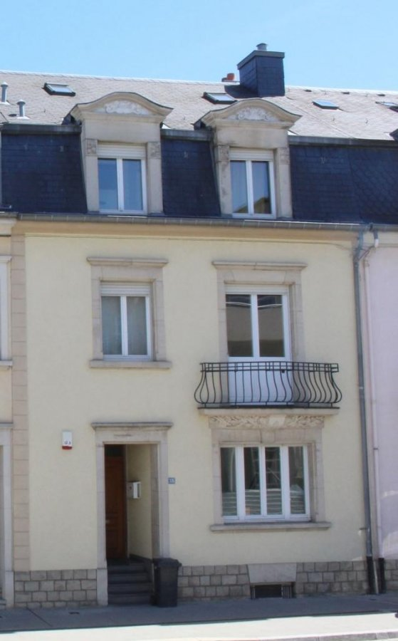 acheter maison mitoyenne 6 chambres 200 m² luxembourg photo 1