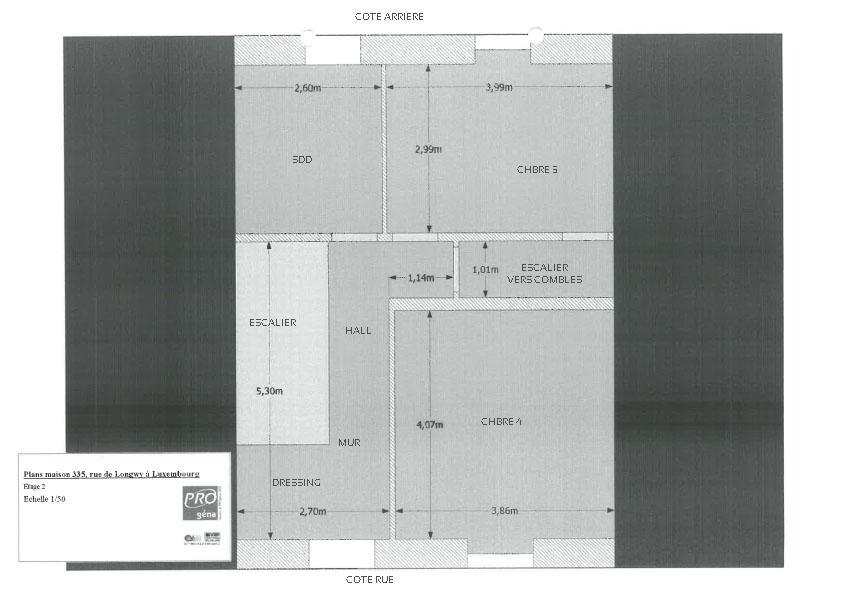 acheter maison mitoyenne 6 chambres 200 m² luxembourg photo 6