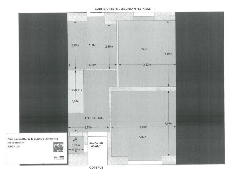 acheter maison mitoyenne 6 chambres 200 m² luxembourg photo 4