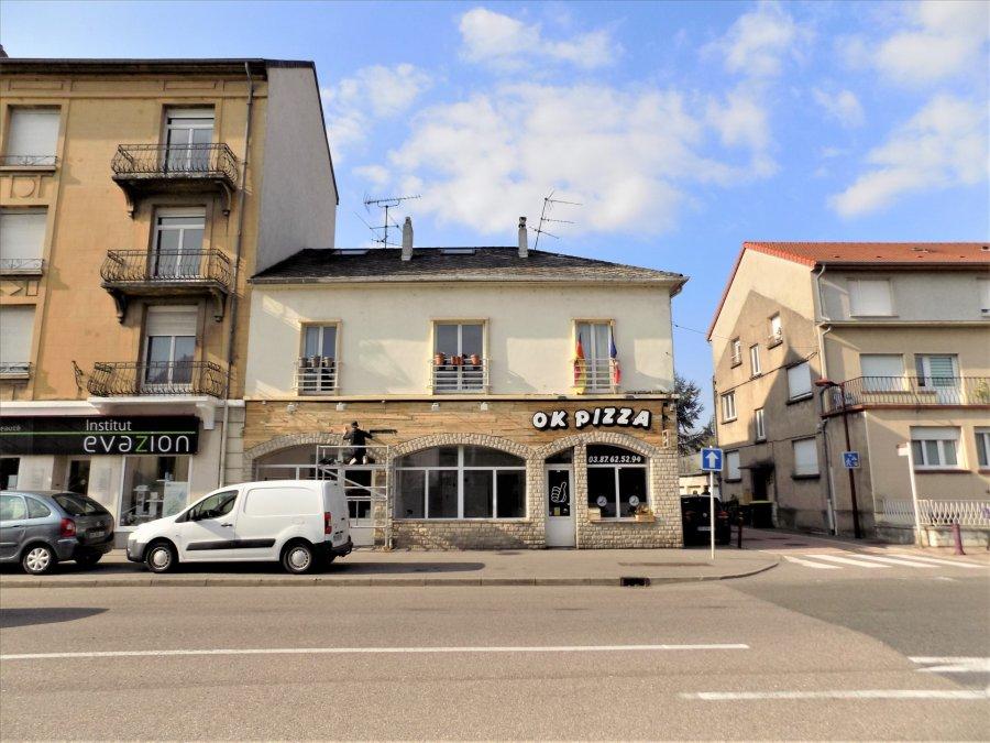 Immeuble de rapport à vendre à Moulins-les-metz