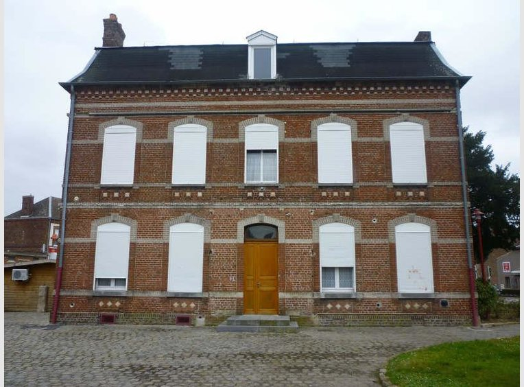 Vente maison 12 pi ces bouchain nord r f 5349549 for Ognard bouchain