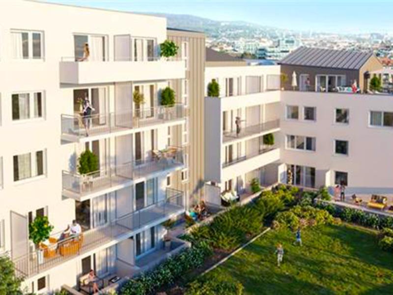 acheter appartement 3 pièces 61 m² nancy photo 4
