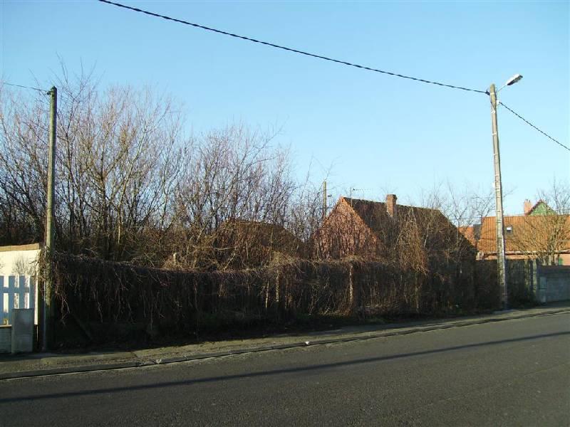 Terrain constructible à vendre à Berck