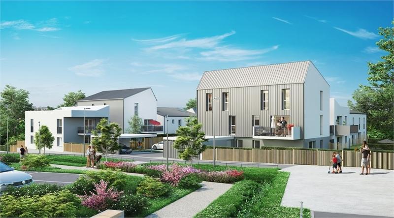 acheter appartement 4 pièces 78 m² vandoeuvre-lès-nancy photo 1