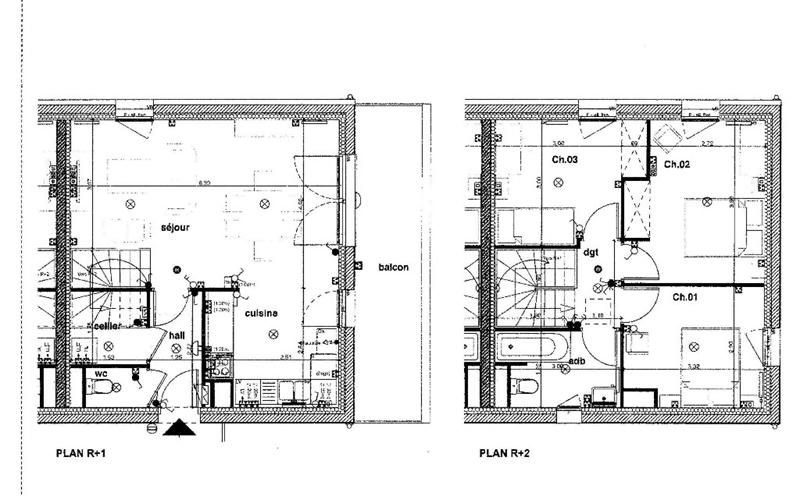 acheter appartement 4 pièces 78 m² vandoeuvre-lès-nancy photo 2