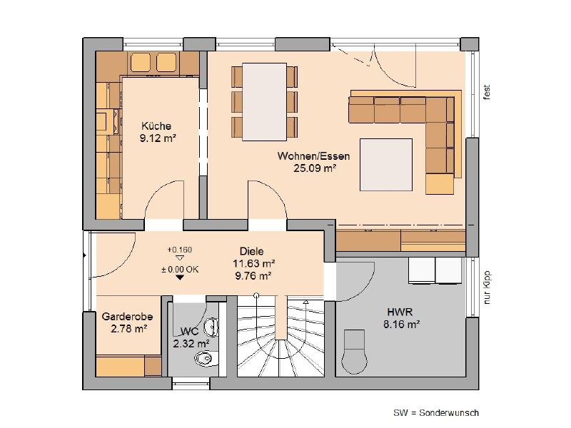haus kaufen 4 zimmer 110 m² großlittgen foto 3