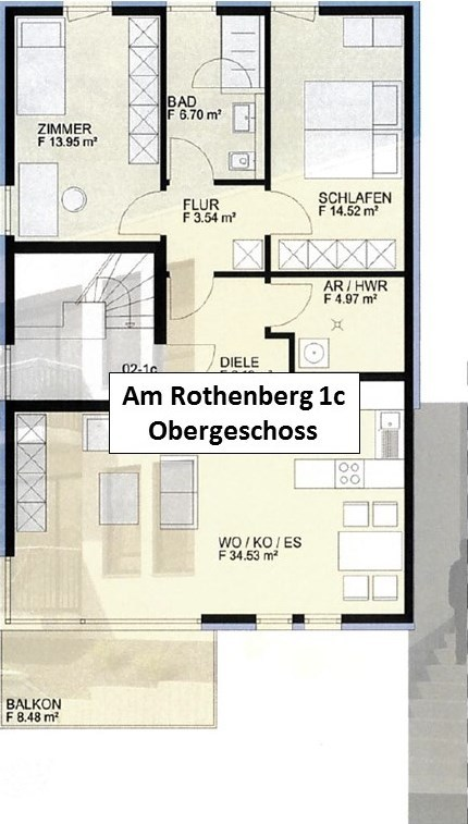acheter appartement 3 pièces 87 m² irrel photo 1