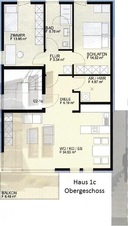 acheter appartement 3 pièces 87 m² irrel photo 2