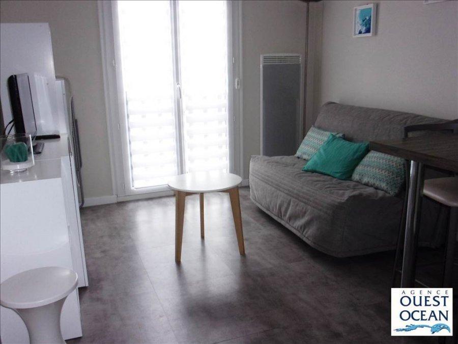 acheter appartement 1 pièce 20 m² les sables-d'olonne photo 1