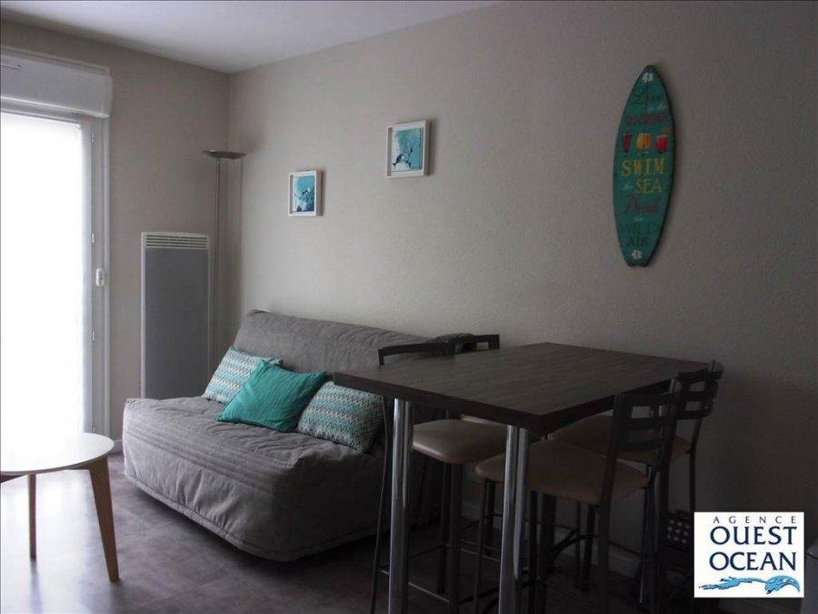 acheter appartement 1 pièce 20 m² les sables-d'olonne photo 4