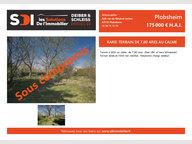 Terrain constructible à Plobsheim , Bas-Rhin - Réf. 5310637