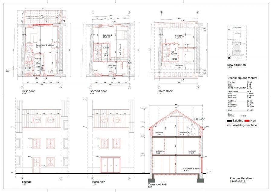 Terrain constructible à vendre à Grevenmacher