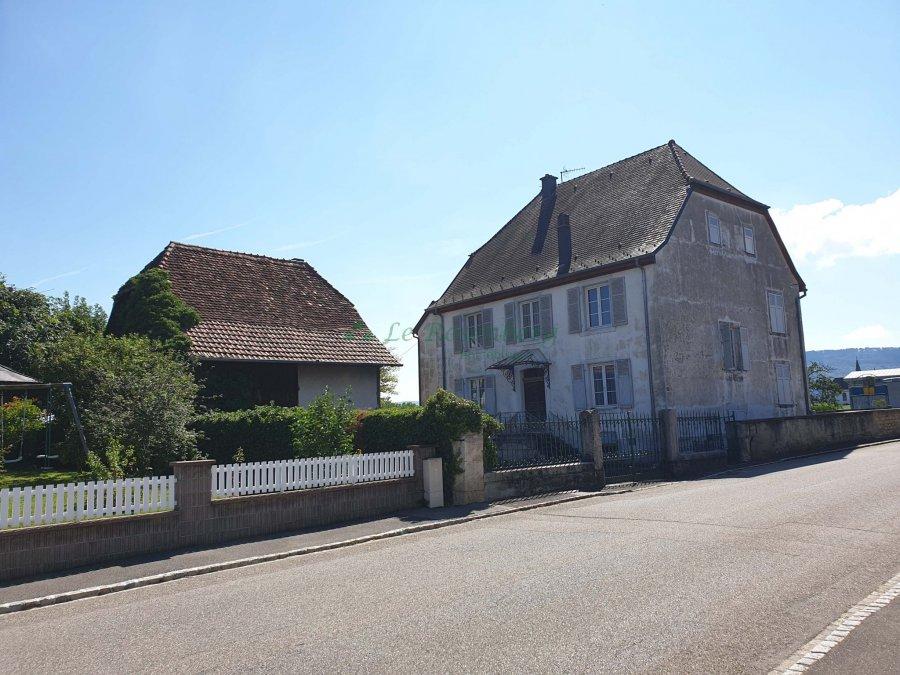 Maison à vendre F8 à Raedersdorf