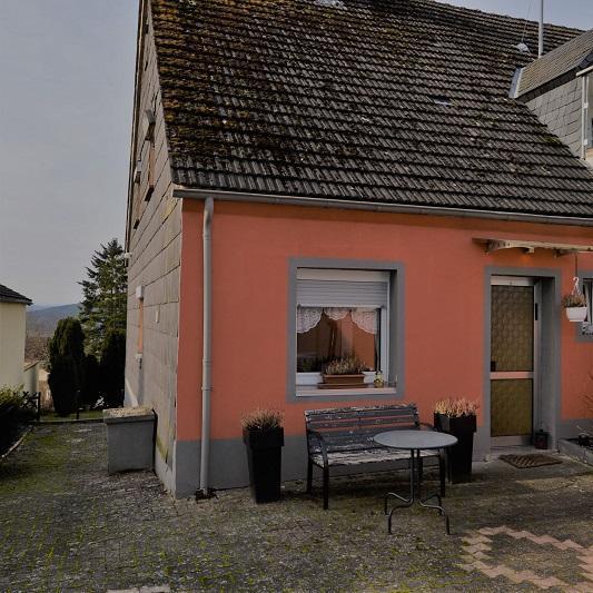 doppelhaushälfte kaufen 3 zimmer 83 m² heckenmünster foto 1