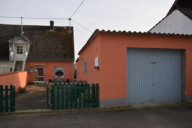 doppelhaushälfte kaufen 3 zimmer 83 m² heckenmünster foto 4