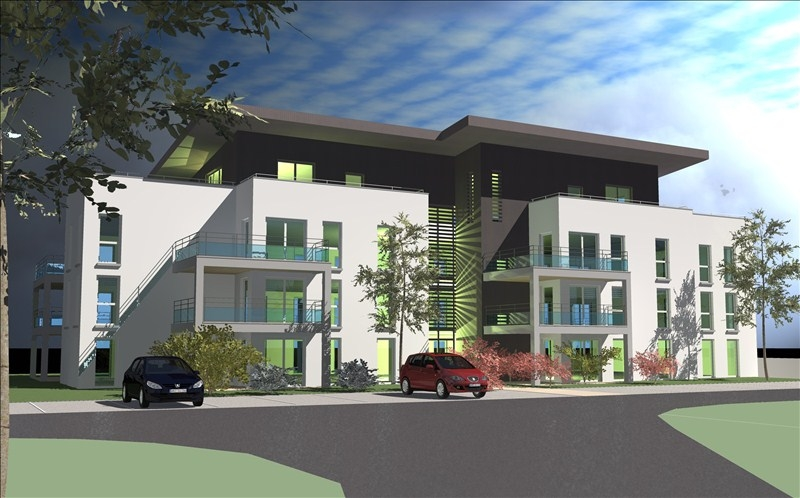 acheter appartement 2 pièces 52 m² guénange photo 1
