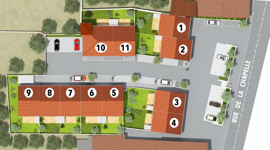 acheter maison 5 pièces 95.7 m² chieulles photo 3