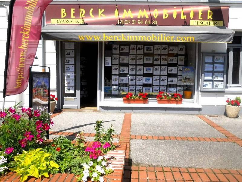 Terrain constructible à louer à Berck