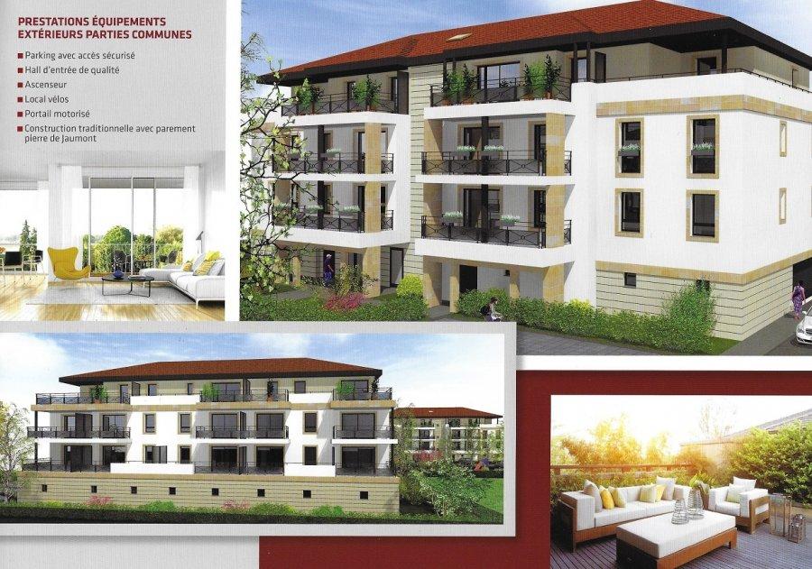 Appartement à vendre F4 à Moulins-lès-Metz