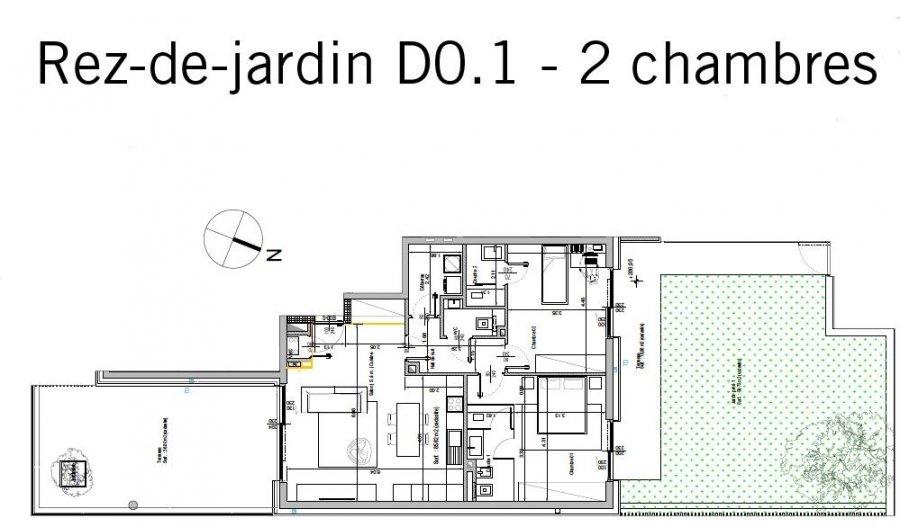 acheter appartement 2 chambres 104.17 m² bertrange photo 2