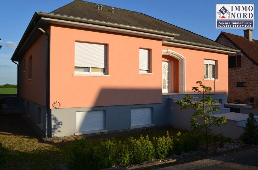 acheter maison individuelle 4 chambres 230 m² elvange (schengen) photo 2