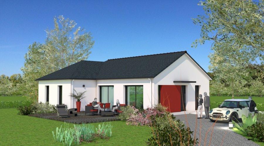 acheter maison 5 pièces 95 m² besné photo 1