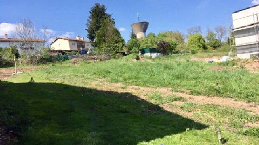 acheter terrain constructible 0 pièce 0 m² hombourg-haut photo 1