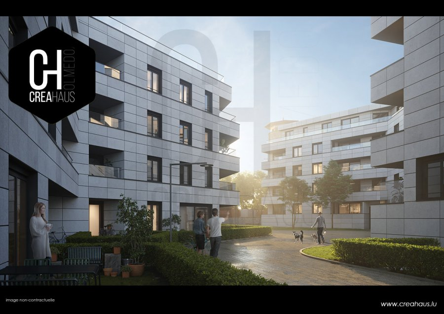 acheter appartement 1 chambre 41.77 m² luxembourg photo 5