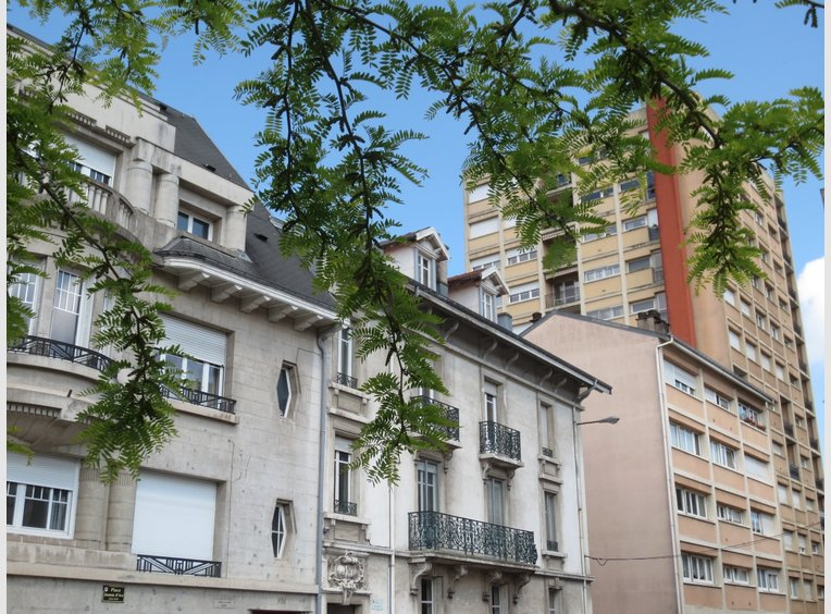 Vente appartement f4 pinal vosges r f 4571837 for Agence du chateau epinal