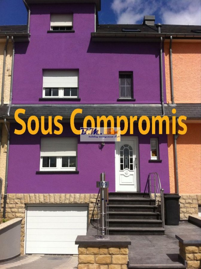 acheter maison 4 chambres 130 m² pétange photo 1