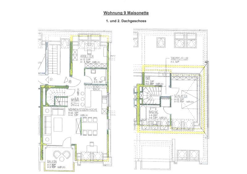 maisonette kaufen 3 zimmer 90.38 m² trier foto 6