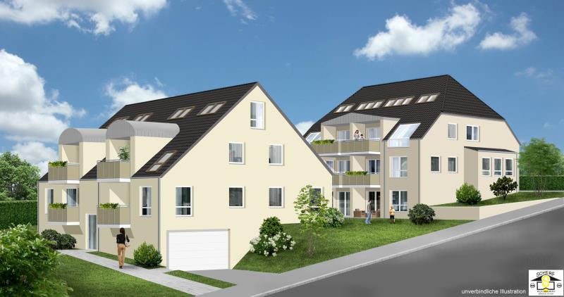 maisonette kaufen 3 zimmer 90.38 m² trier foto 1
