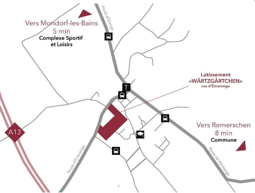 acheter maison individuelle 4 chambres 135 m² elvange (schengen) photo 2