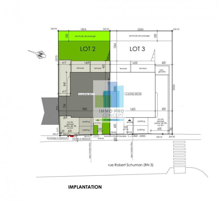 acheter penthouse 3 chambres 144.08 m² frisange photo 7