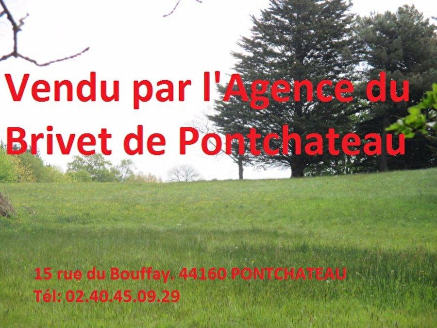 acheter terrain constructible 0 pièce 850 m² pontchâteau photo 1