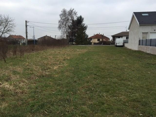 Terrain constructible à vendre à Han-sur-Nied