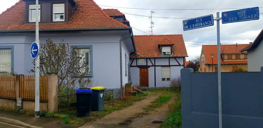 Immeuble de rapport à vendre F10 à Illkirch graffenstaden