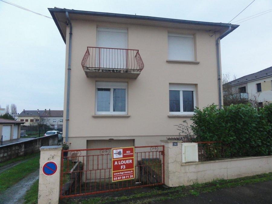 Appartement à Talange