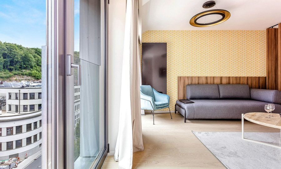 louer appartement 0 chambre 31 m² luxembourg photo 2