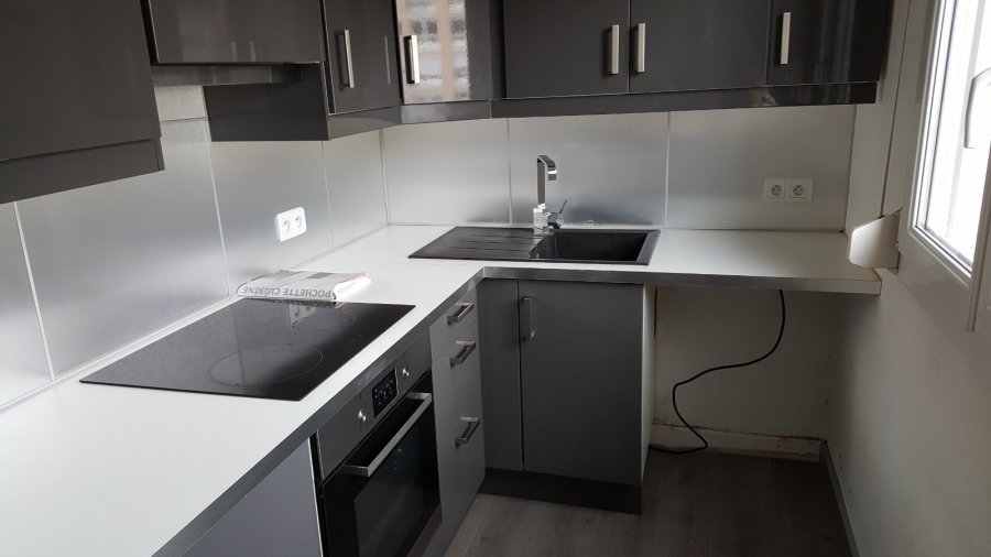 Appartement à louer F2 à Laxou