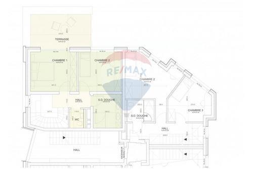 acheter duplex 2 chambres 114 m² steinsel photo 6