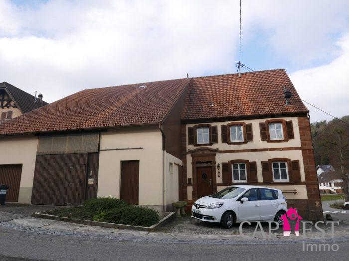 acheter maison 4 pièces 115 m² la petite-pierre photo 1