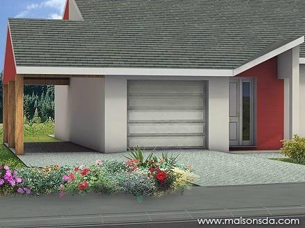 Modèle de maison à vendre F4 à thionville