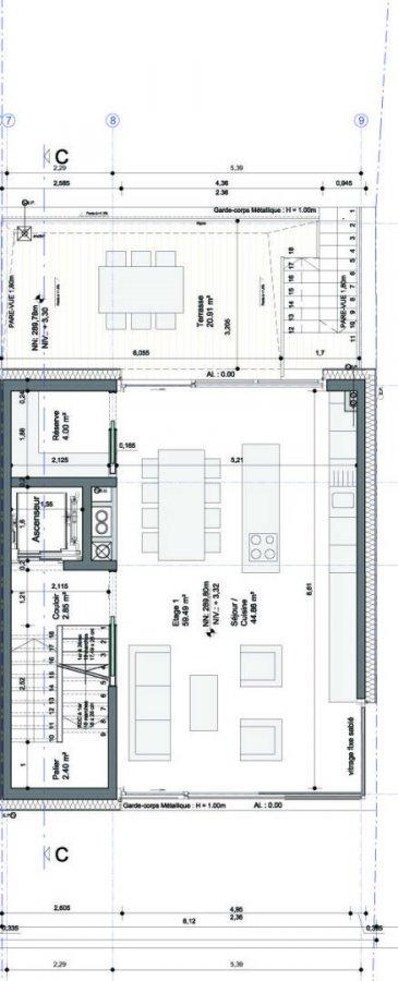 acheter maison mitoyenne 3 chambres 160 m² bettembourg photo 6