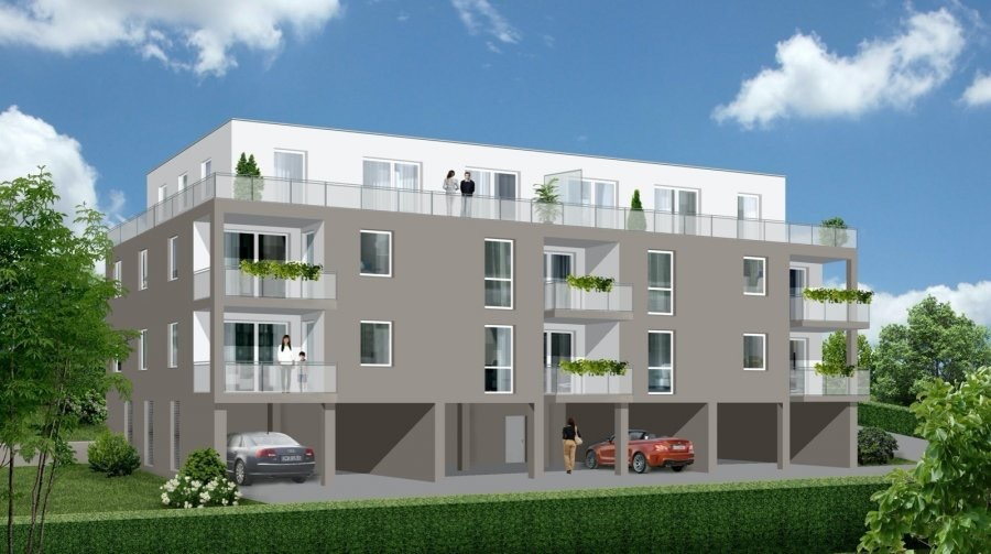 wohnung mieten 3 zimmer 94.98 m² echternacherbrück foto 1