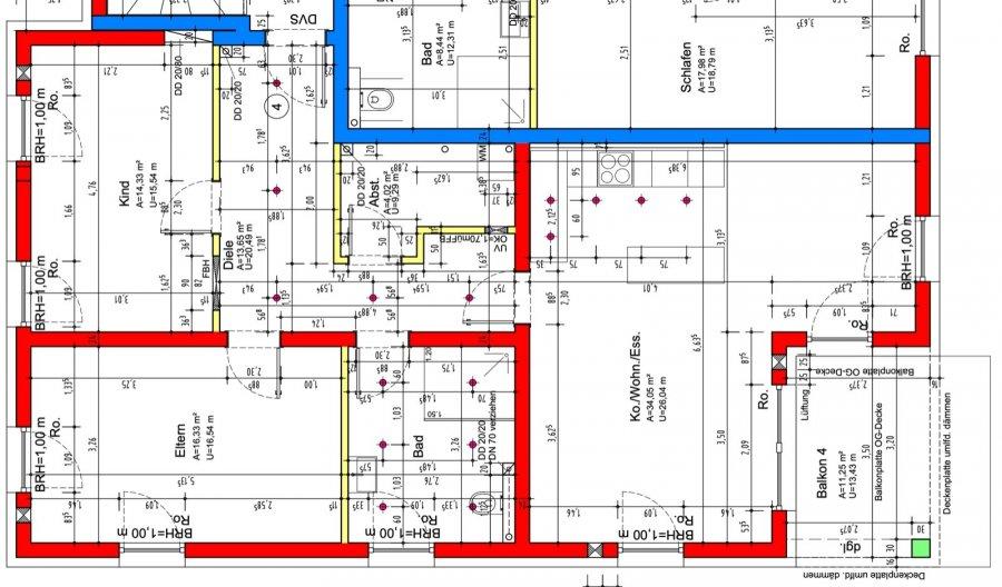wohnung mieten 3 zimmer 94.98 m² echternacherbrück foto 2