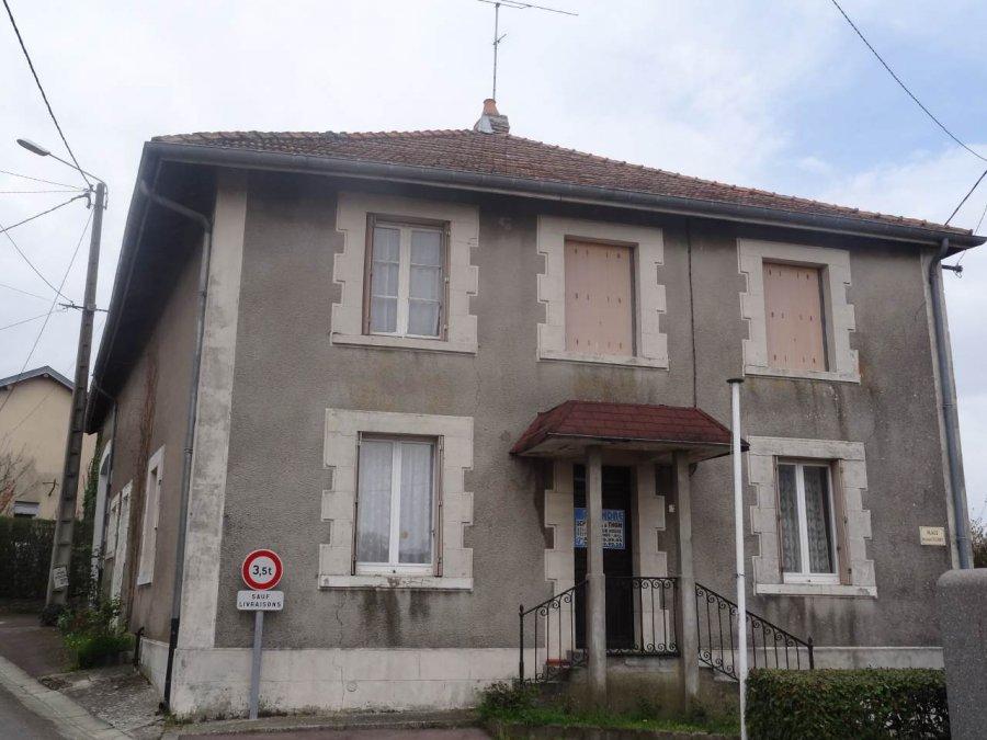 Maison à vendre F6 à  Romagne sous montfaucon