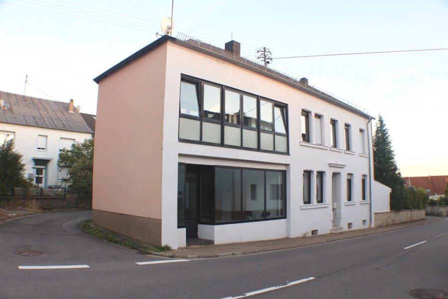 acheter maison individuelle 7 pièces 185 m² mettlach photo 1